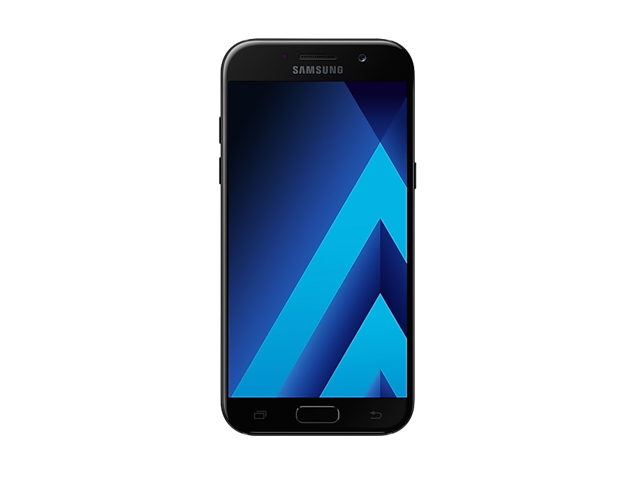50017e39 Samsung Galaxy A5 (2017) Black: Price, Specs & Features | Philippines