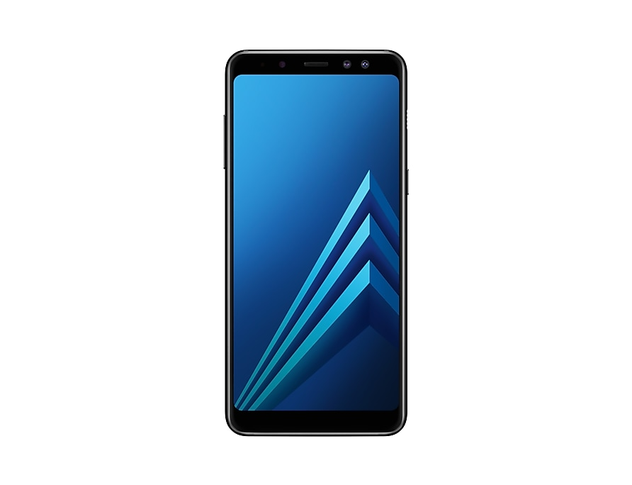 check out 95e2e fe85d Samsung Galaxy A8 (2018) Black: Price, Specs & Features | Philippines