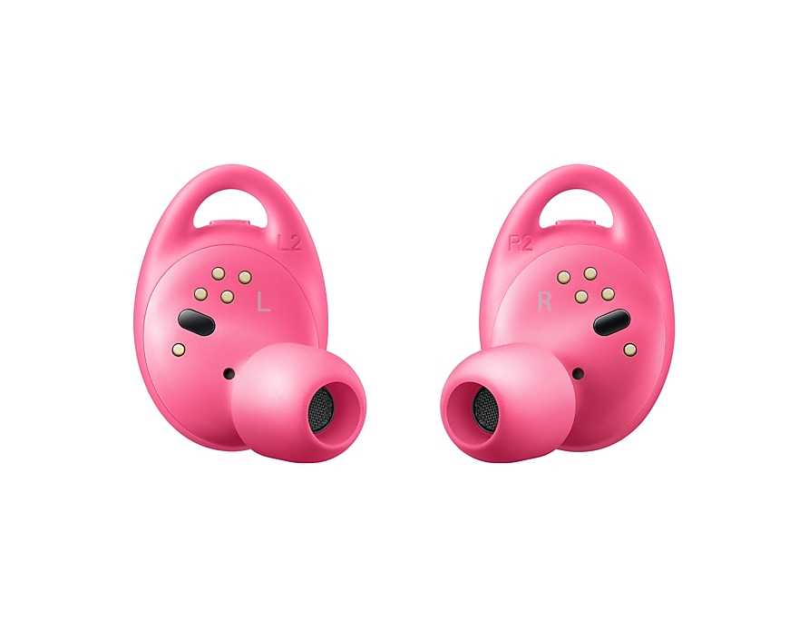Awesome Gear Iconx 2018 Pink Wireless Interactive Earbuds Interior Design Ideas Truasarkarijobsexamcom