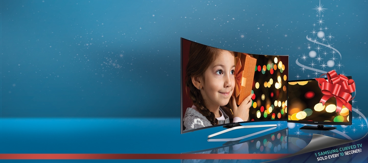 Curve up & Get a Free TV!