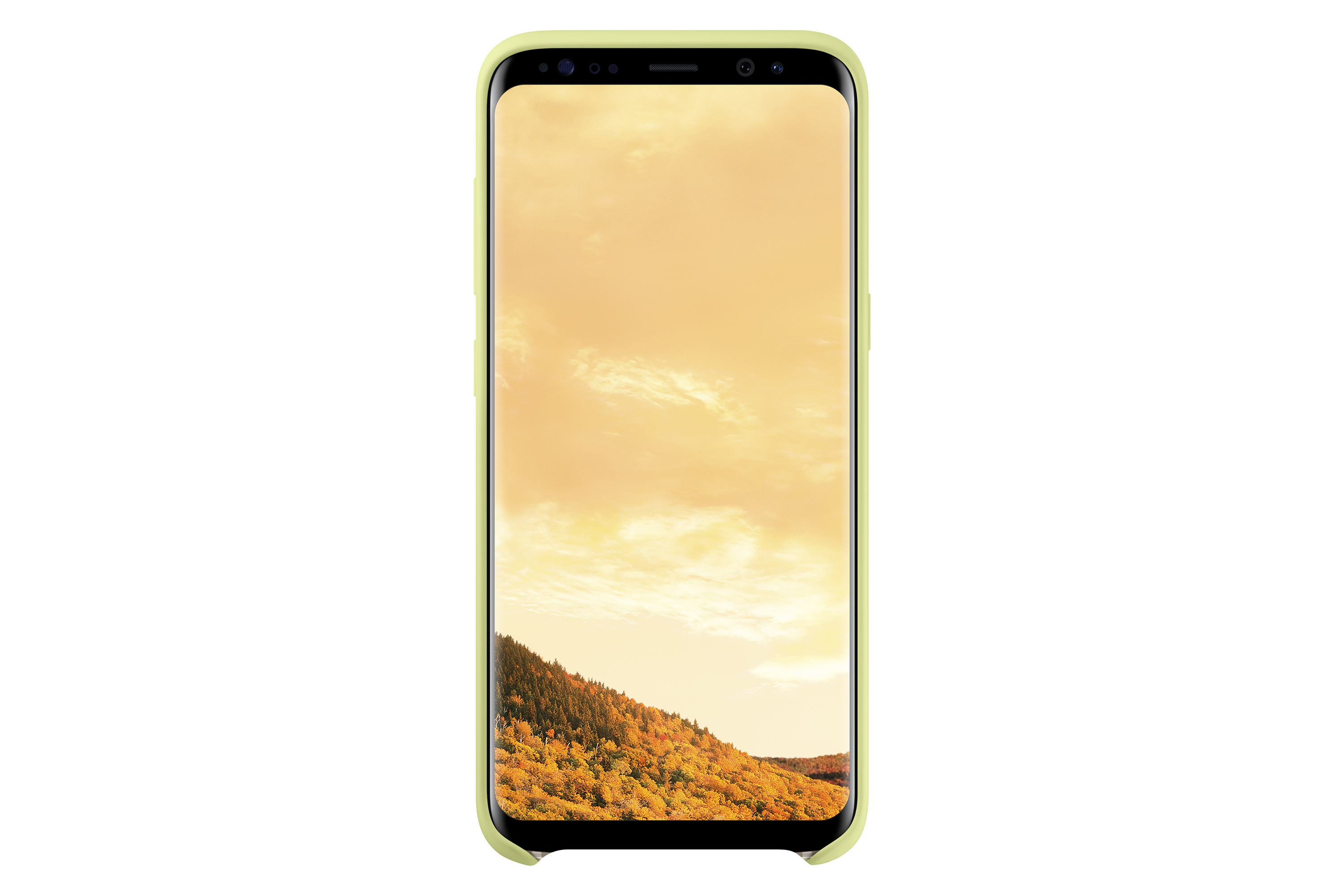 Galaxy S8 Silicone Cover (Green)