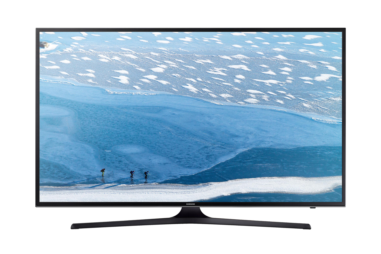 "40"" UHD 4K Flat Smart TV KU6000 Series 6"