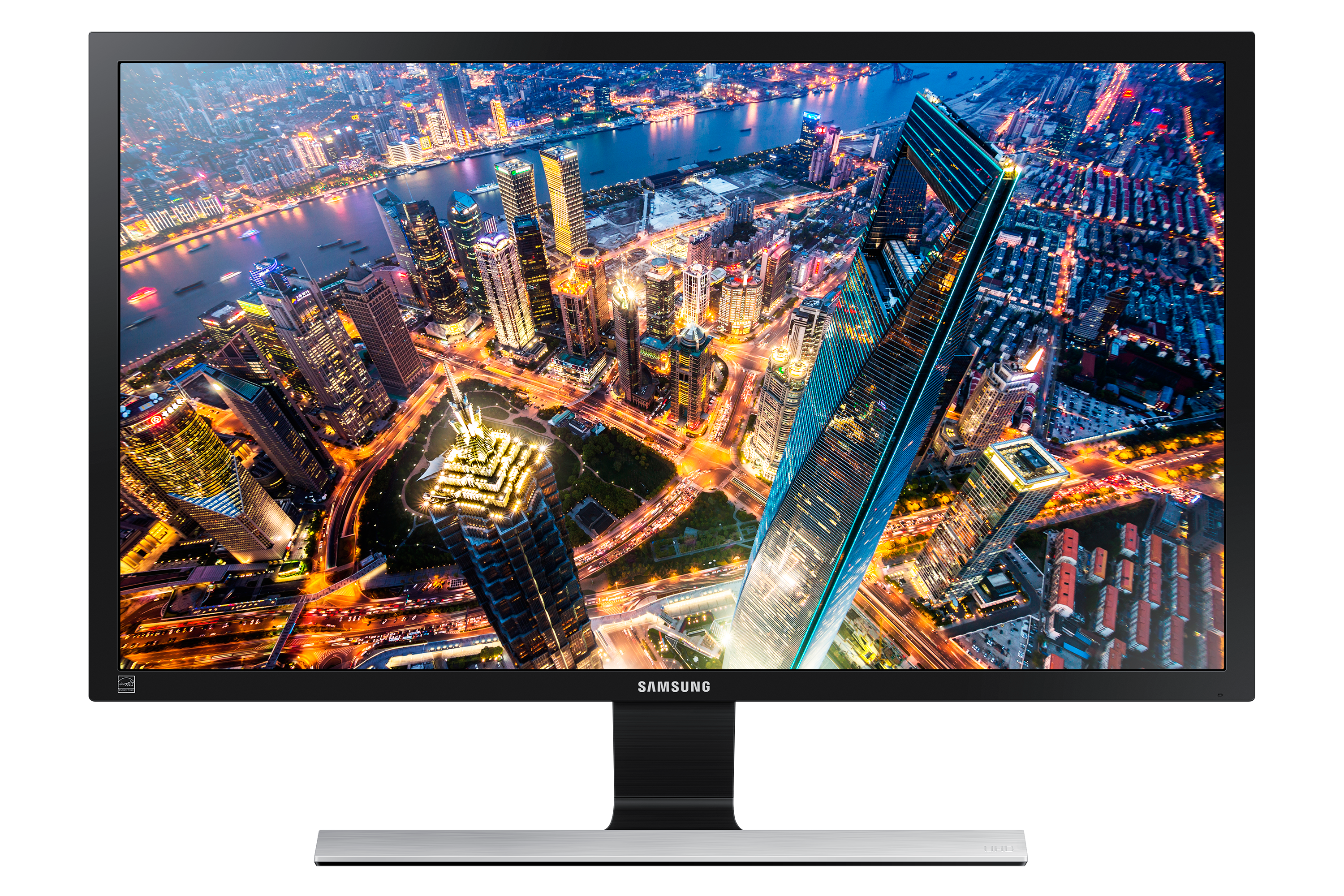 "28"" UHD 4K Monitor with Triple Interface"
