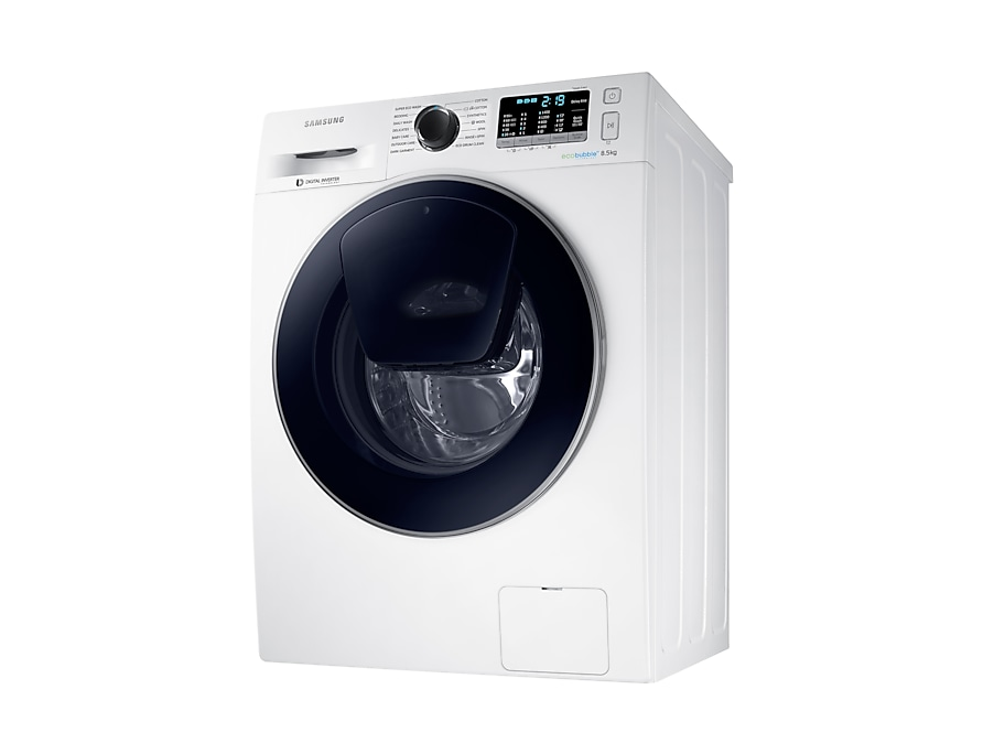 Samsung WW85K5410UWTC Washing Machine - AddWash Front Load ...