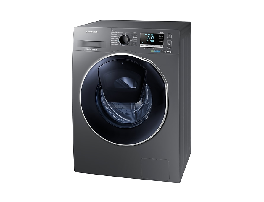 Samsung Wd10k6410ox Tc Washing Machine Front Load Washer