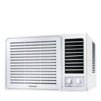 H1 Window AC with Turbo Cooling , 18000 BTU/h