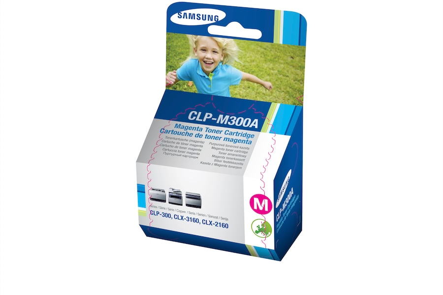 CLP-M300A  Magenta Toner (1,000 pages) M300A Dynamic