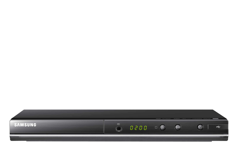 DVD-D530K Front