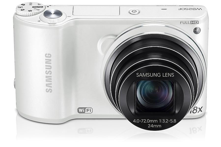 SAMSUNG WB250F Front White