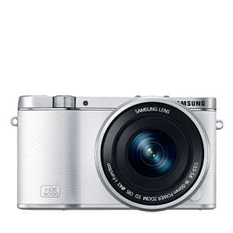 NX3000 Front White