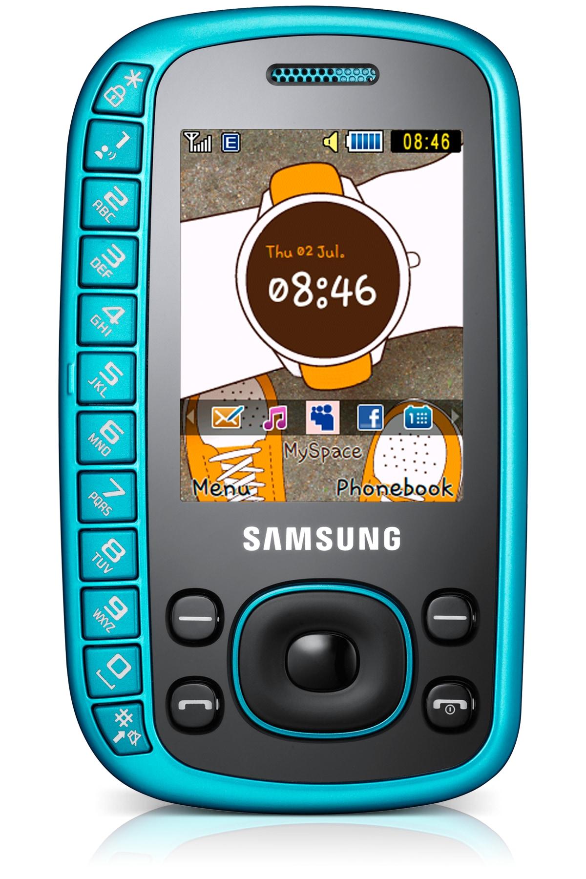SAMSUNG B3310 Gray | Samsung Support Philippines