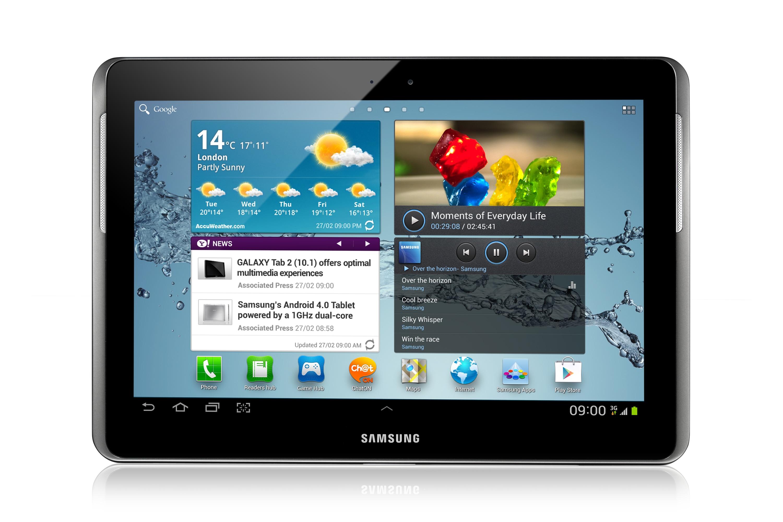 Galaxy Tab 2 (10.1, 3G)