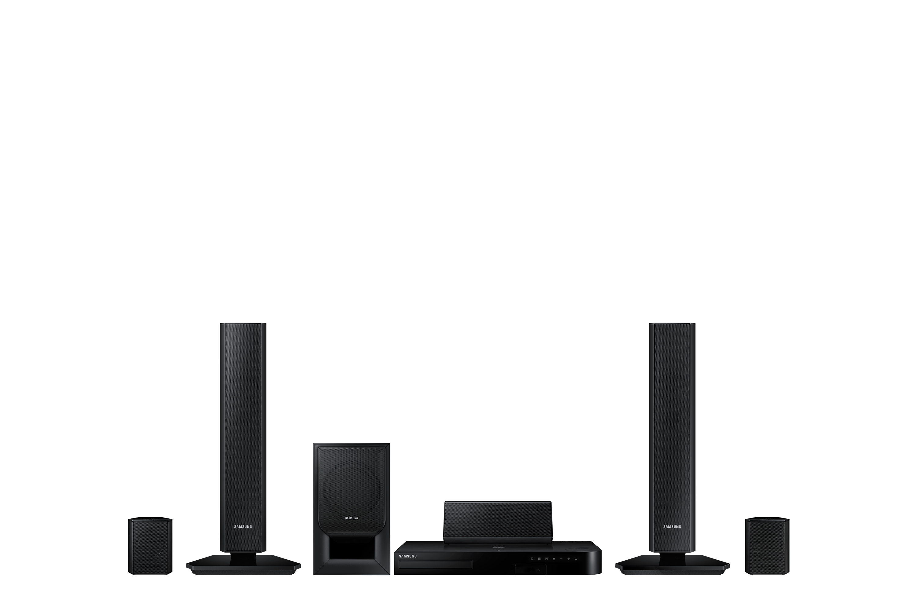 Blu-ray Home Entertainment System H5530