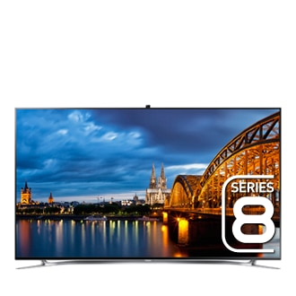 75 Full HD Flat Smart TV F8000 Series 8
