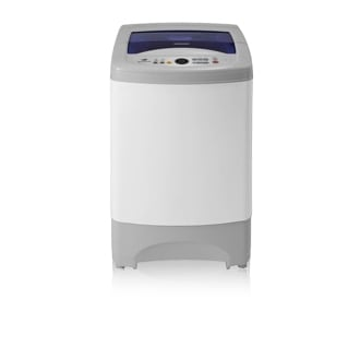 Neo Fa Top Loader with Rust Proof, 8 kg, White