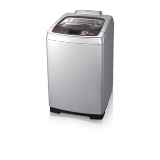 Gaia Washer with Wobble Technology, 6.5 kg, White