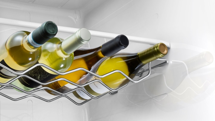 Easy wine storage
