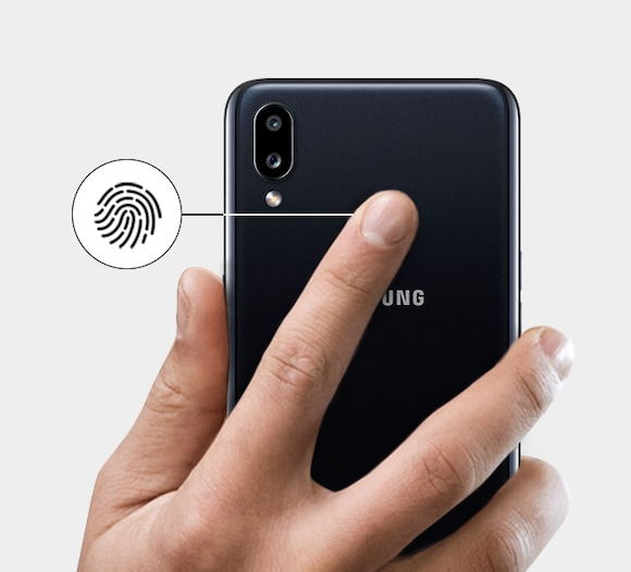 Fingerprint sensor: Protection at your fingertip