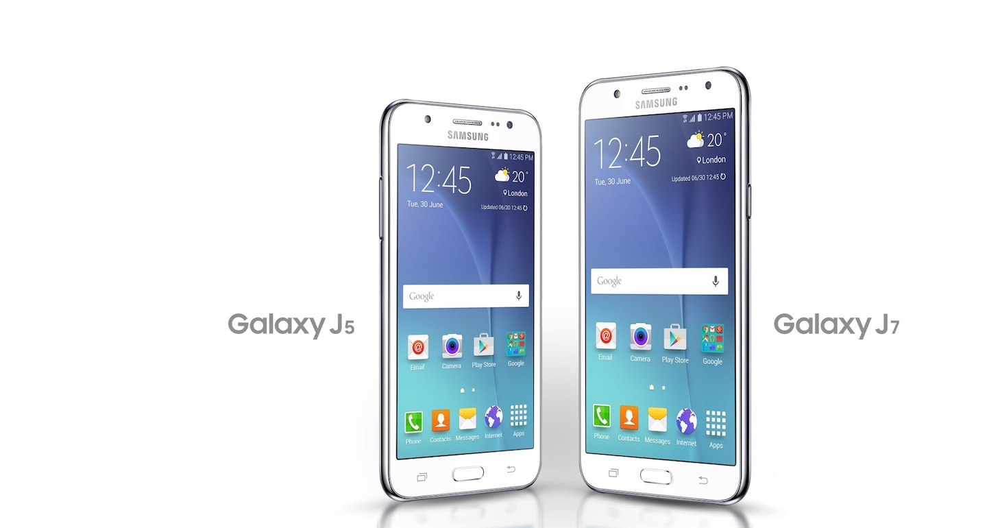 Experience The Galaxy J Series