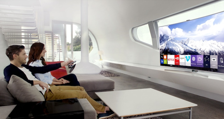 Now you can truly enjoy all your Smart TV content and features with ease