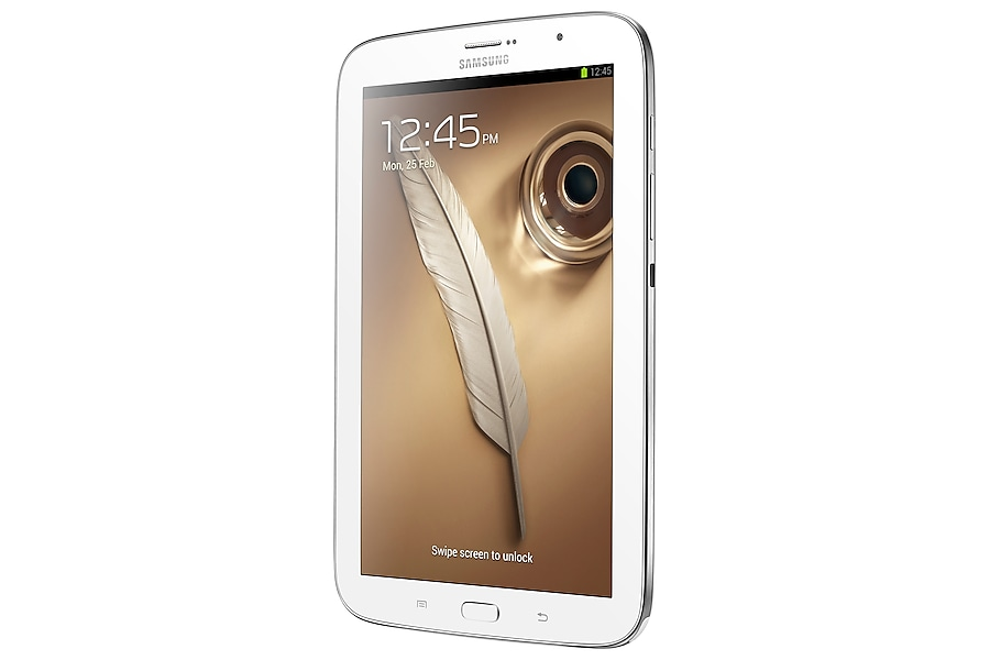 GT-N5100 Right Angle White