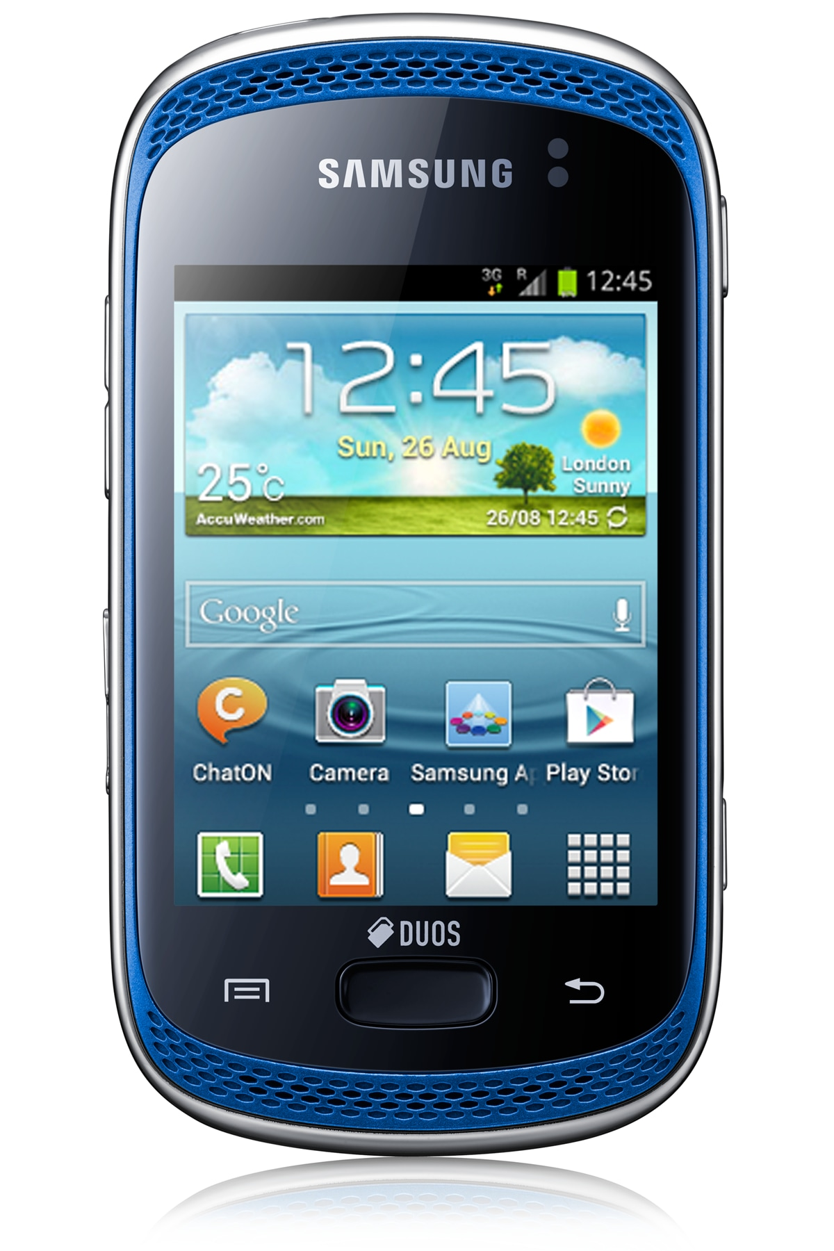Samsung GT-S6012 Image