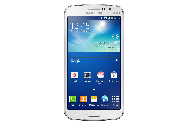 SM-G7102 Front White