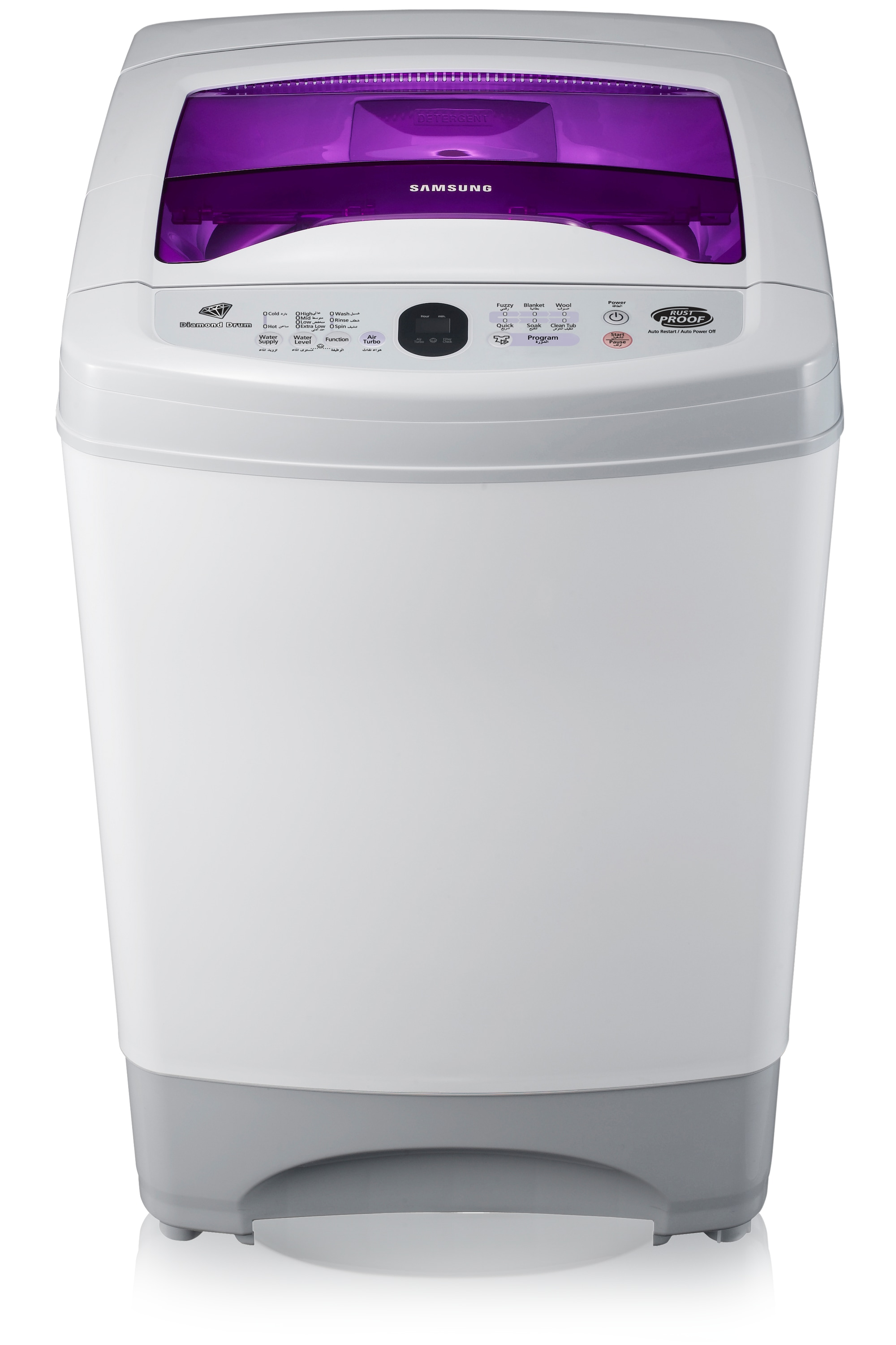 NEO FA Top Loader with Rust Proof, 7 kg