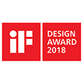 Nagroda – iF DESIGN AWARD 2018
