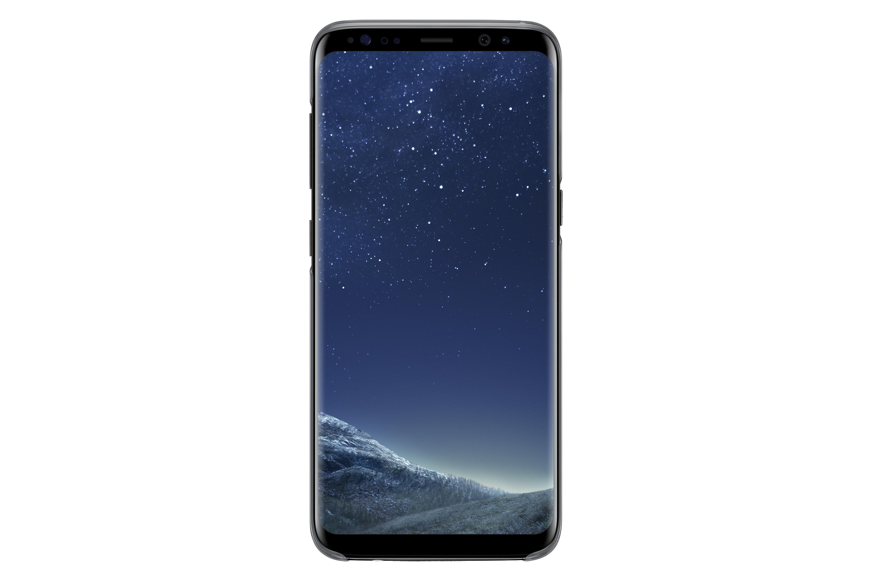 Etui Clear Cover do Galaxy S8
