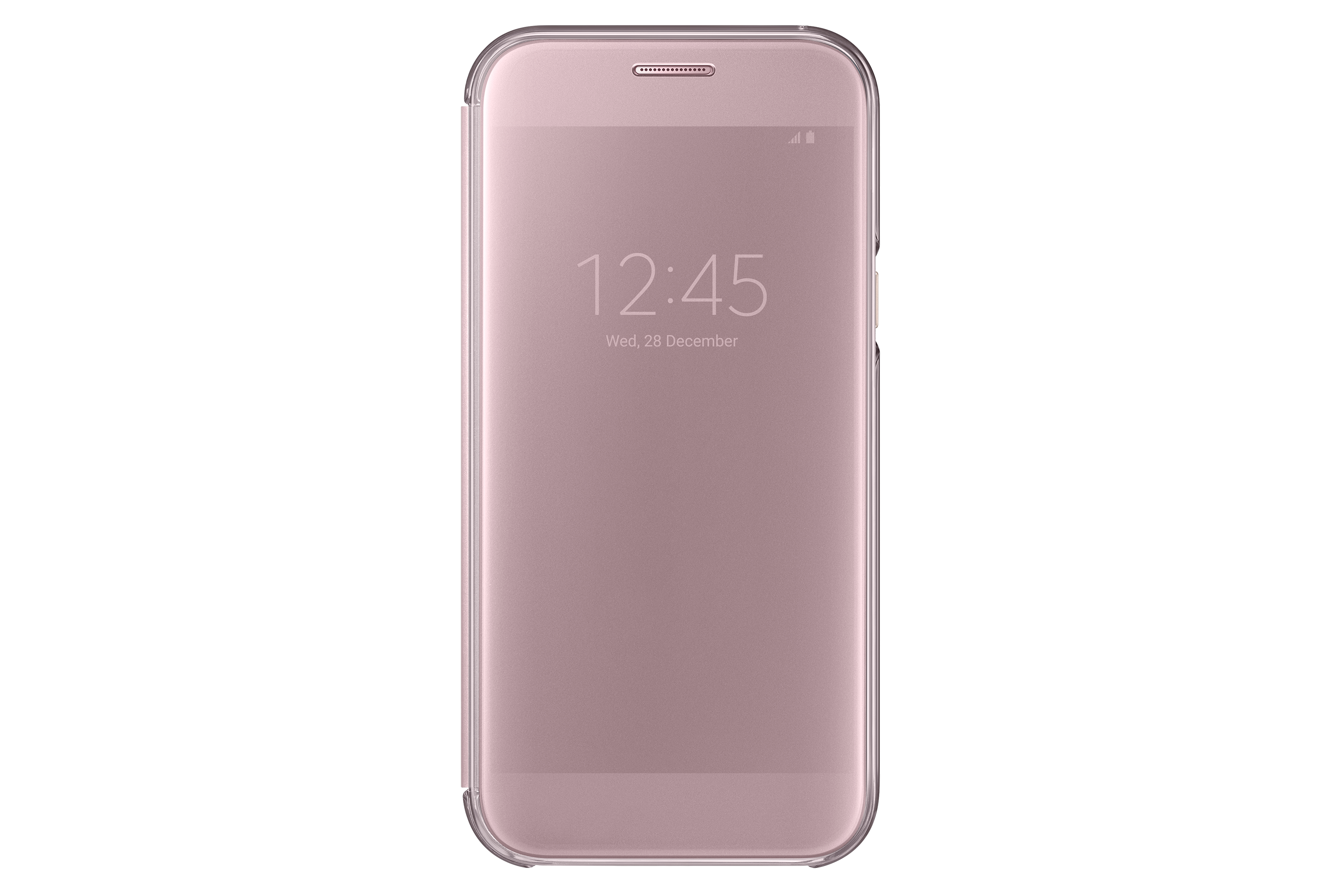 Etui Clear View Cover do Galaxy A5 (2017)