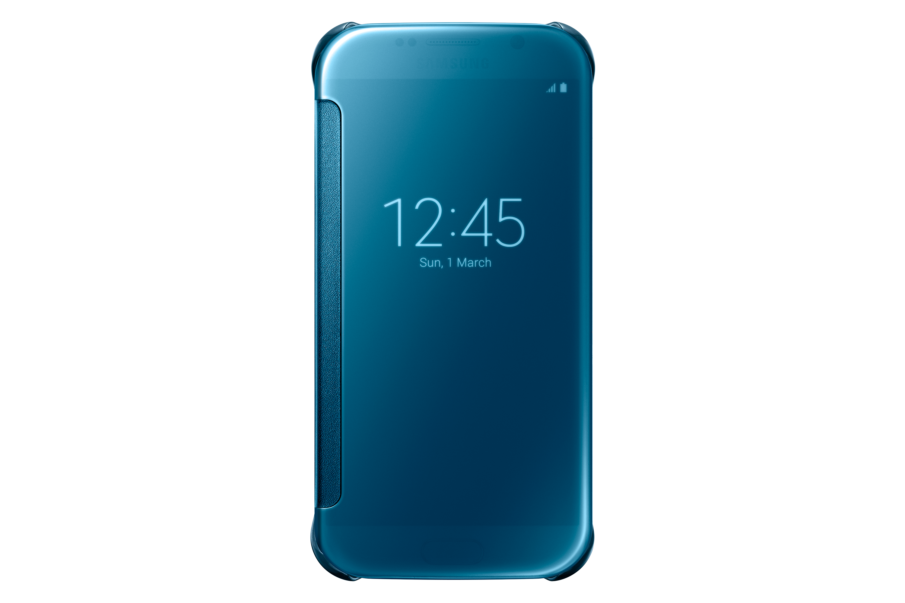 Etui Clear View Cover do Galaxy S6