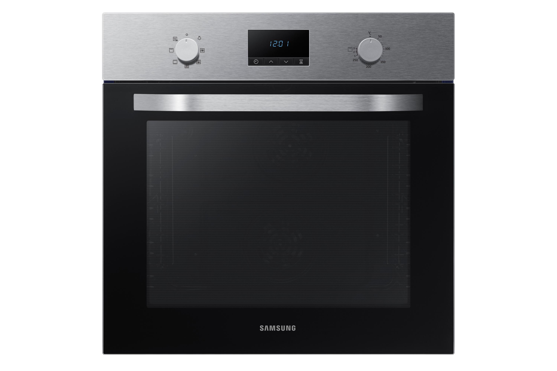 NV70K1340BS, Piekarnik elektryczny z podwójnym termoobiegiem, 70 l