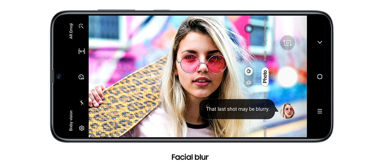 Aparat w smartfonie Galaxy A70 wykryje wady podczas robienia zdjęcia, by każde ujęcie było idealne