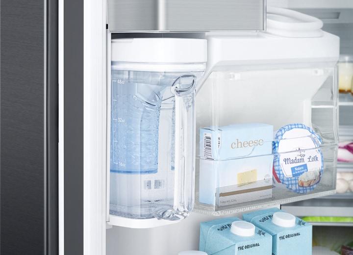 Natychmiastowy dostęp do wody – również smakowej