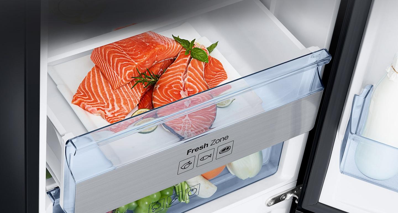 Doskonała świeżość mięsa i ryb