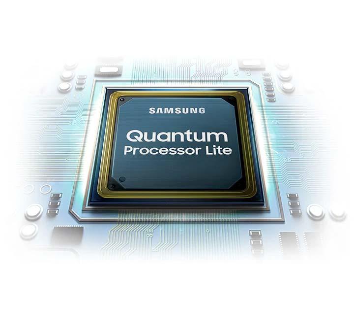 Nové televizory Samsung QLED 4K Q60T mají procesor Quantum Lite, díky kterému bude každý obraz ještě dokonalejší