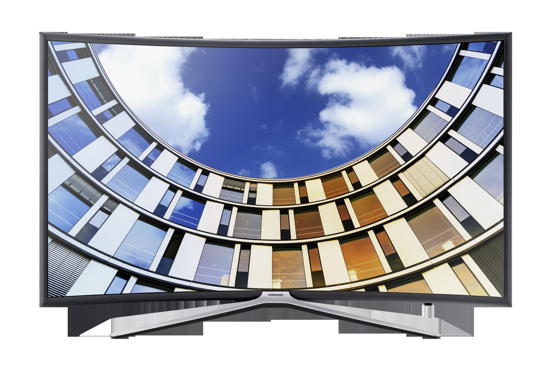 55'' Full HD Smart TV M6302  z zakrzywionym ekranem