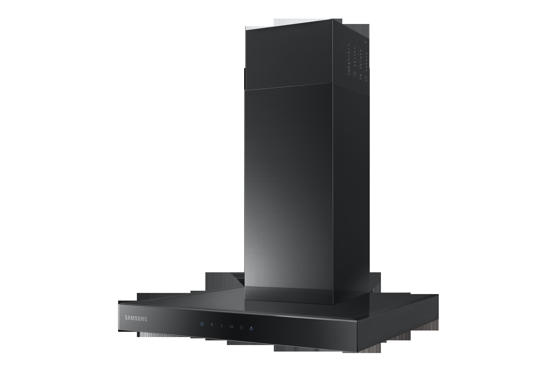 NK24M5070BG, Okap kominowy ze sterowaniem dotykowym o wydajności 668 m3/godz.