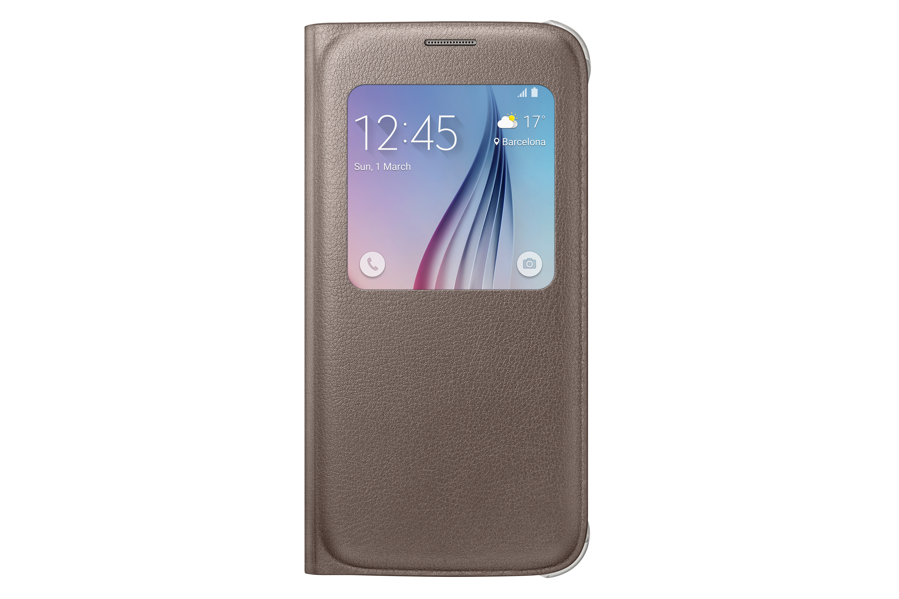 Etui S View Cover do Galaxy S6