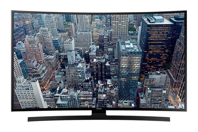 """55"""" UHD Smart TV JU6640 z zakrzywionym ekranem Seria 6"""