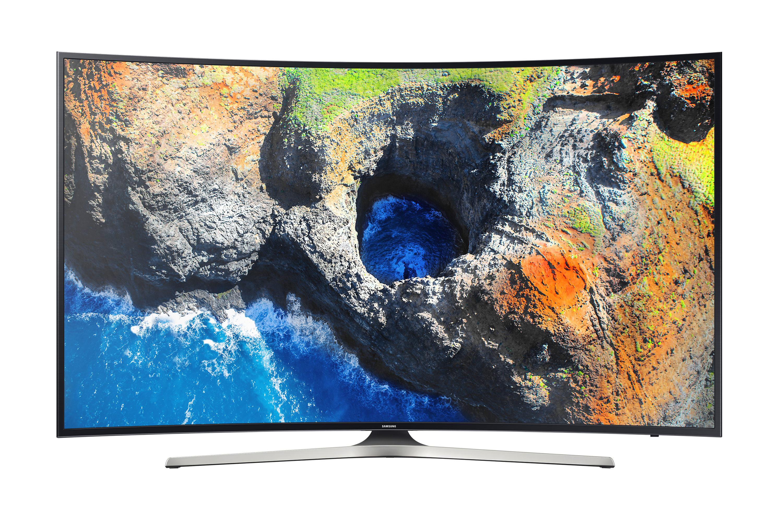 55'' UHD 4K Smart TV MU6202 z zakrzywionym ekranem