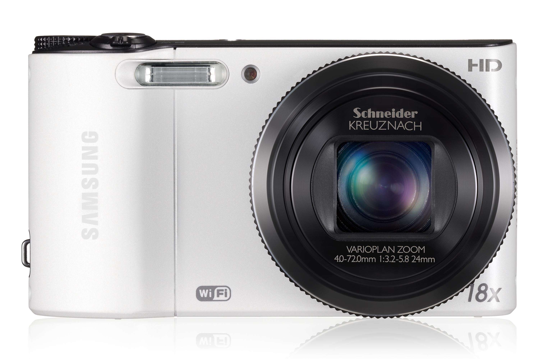 WB150F aparat kompaktowy SMART