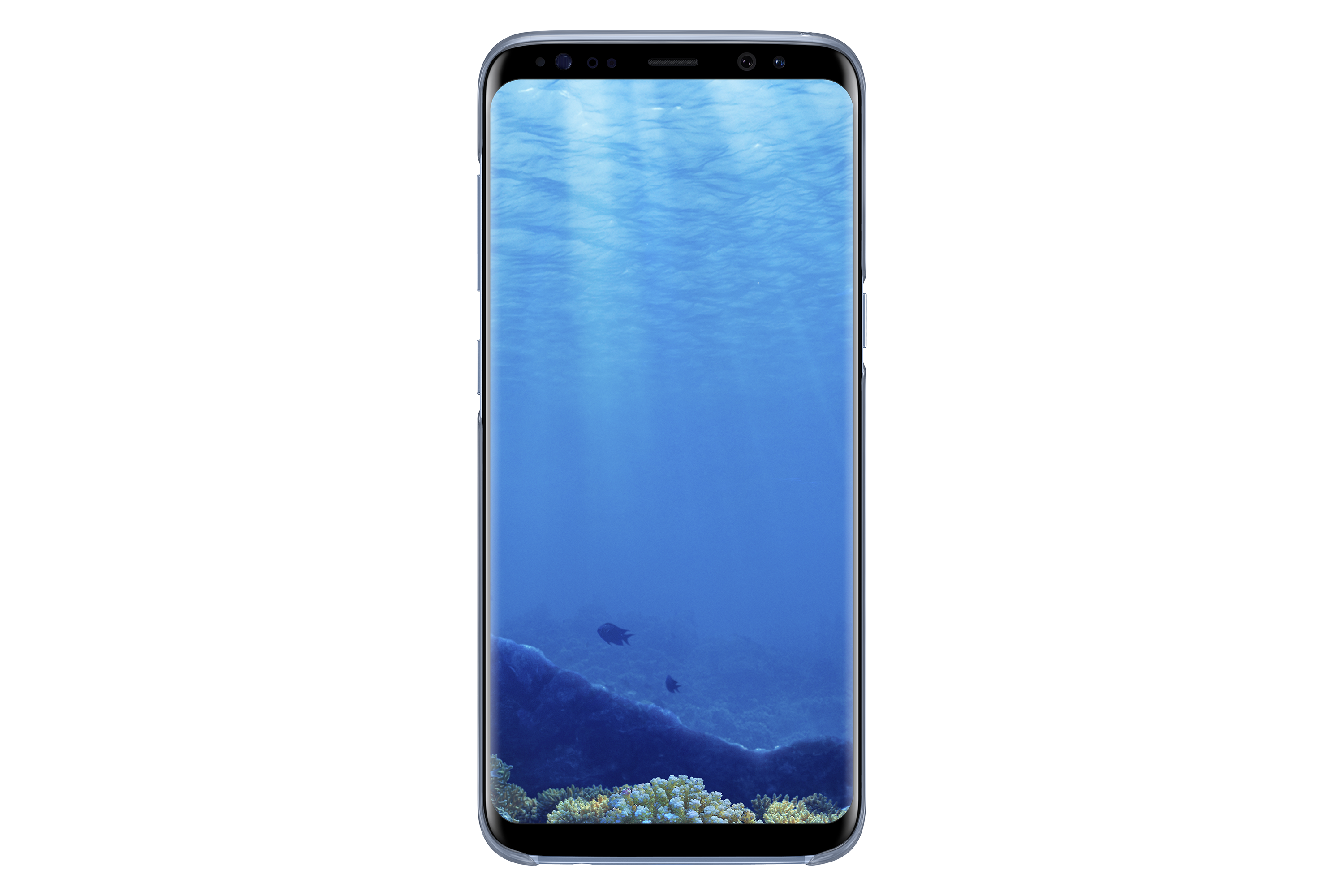 Capa Clear Galaxy S8