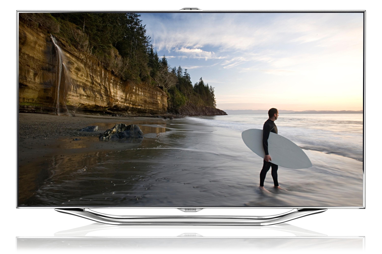 46 ES8000 Series 8 SMART 3D Full HD LED TV