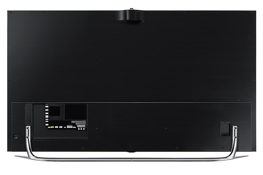 UE75F8000SL Retroceder Preto