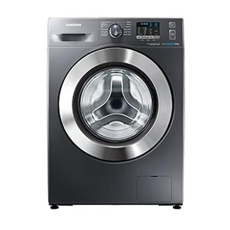 8 kg 1 200 RPM Máquina de lavar roupa EcoBubble WF80F5E2W2X
