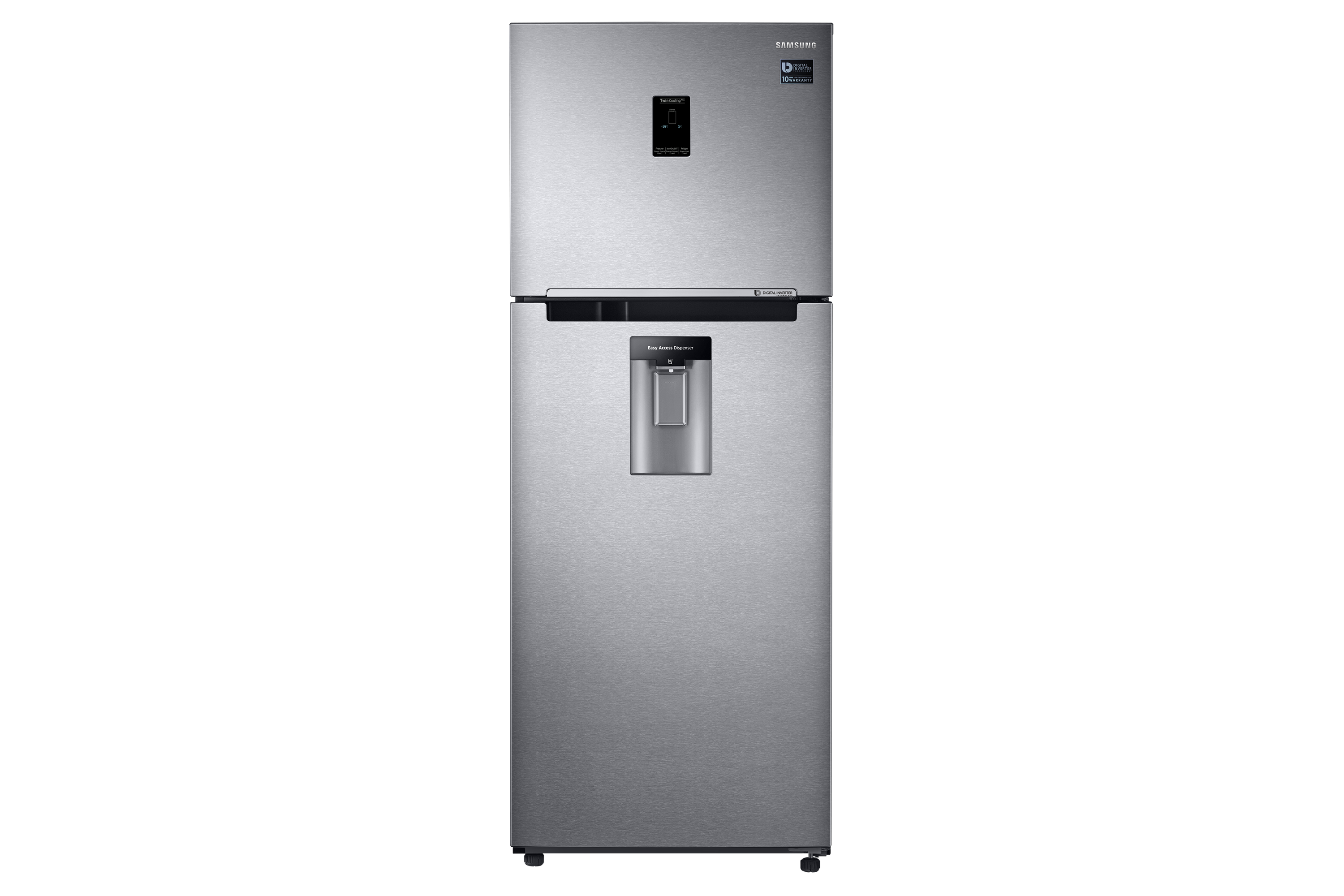 Heladera freezer superior Twin Cooling Plus™, 380 L