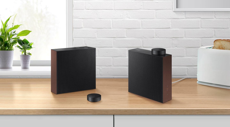 Bucură-te de 2 canale stereo extraordinare în câteva momente