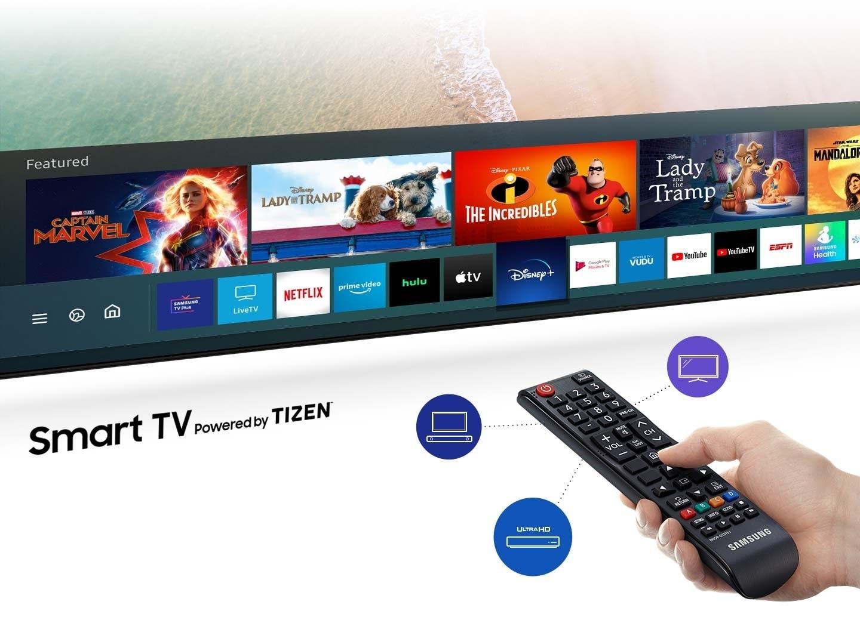 Accesează diverse conținuturi cu o singură telecomandă